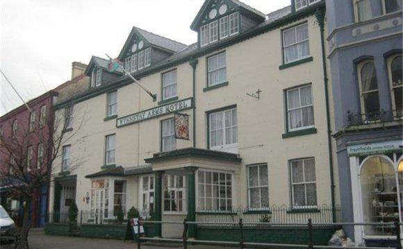 For Sale The Wynnstay Hotel