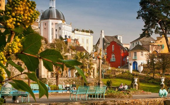 Port Meirion - one of the most