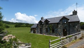 Detached and surrounded by breathtaking countryside views