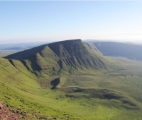 Picture of the Black Mountains