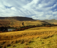 Picture of the Brecon Beacons