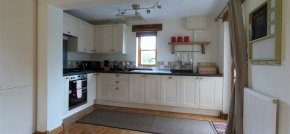 The all important kitchen for your cycling or walking holidays in Wales