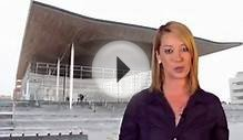 Welsh Assembly Building - Great Attractions (United Kingdom)